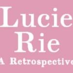 全国5か所で巡回展! 「没後20年 ルーシー・リー展」