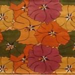画家が残した美しきテキスタイル。 「ラウル・デュフィ テキスタイルデザイン展」