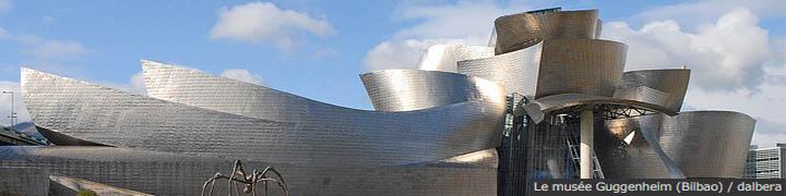 Le musee Guggenheim (Bilbao)