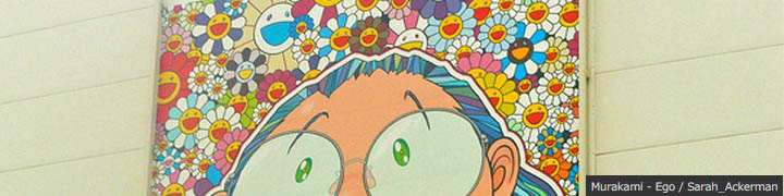 Murakami - Ego