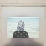記憶心像を再現する写真からストーリーが始ります。「ソフィ・カル―最後のとき/最初のとき」