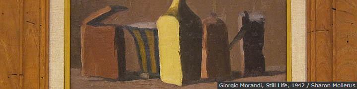 Giorgio Morandi, Still Life, 1942