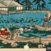 歌川広重の晩年の名品、公開!「原安三郎秘蔵コレクション 広重ビビッド」