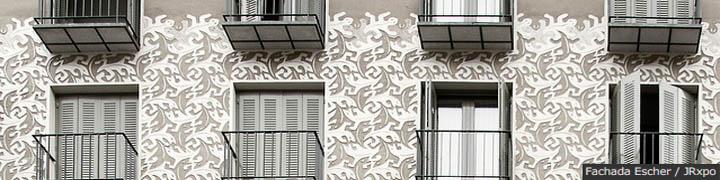 Fachada Escher