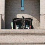 ふるさと帰還。鹿児島市立美術館で開催。特別企画展「生誕150年記念 藤島武二展」